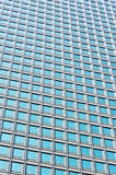 Modern glass skycraper wall background Royalty Free Stock Images