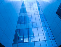 Modern glass skyscraper Royalty Free Stock Photo