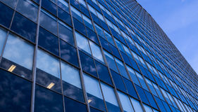 Free Modern Glass Skyscraper Facade Perspective View Stock Photos - 88508533