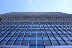 Modern glass skyscraper Stock Photography