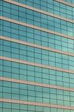Modern glass skyscraper Royalty Free Stock Image