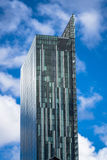 Modern Glass Tower Royalty Free Stock Photos