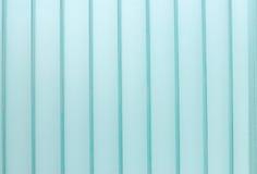 Modern glass wall Stock Photography