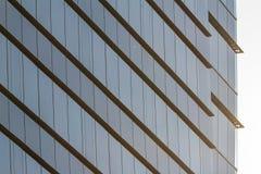 Modern Glass Window Building Skin Stock Photography