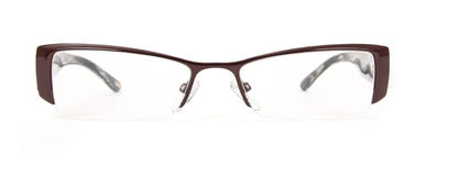 ,modern glasses Royalty Free Stock Image
