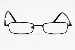 Modern glasses Royalty Free Stock Image