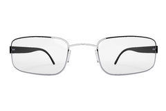 Modern glasses Royalty Free Stock Images
