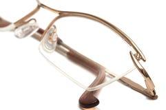 Modern glasses Stock Images