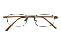Modern glasses Stock Image