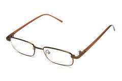 Modern glasses Stock Photography