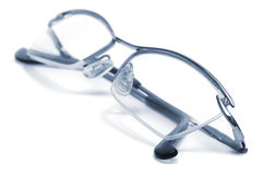 Modern glasses Royalty Free Stock Photo