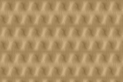 Modern golden backdrop Stock Image