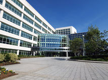 Modern Government Office Building Stock Image