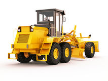 Modern grader Royalty Free Stock Photos