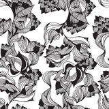 Modern graphic pattern Royalty Free Stock Images