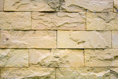 Modern gray brick wall background. Texture Royalty Free Stock Photography