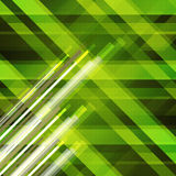 Modern green abstract background with lines. Design for your creative editing with place for your content, print, poster or pc desktop Royalty Free Stock Photos