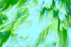 Modern green blue vibrant background Royalty Free Stock Image
