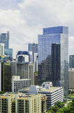 Modern Green Buildings Stock Photos