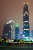 Modern Guangzhou Royalty Free Stock Photos