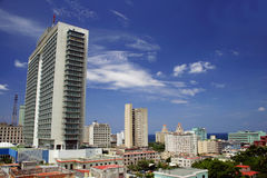 Modern Habana Skyline Stock Photos