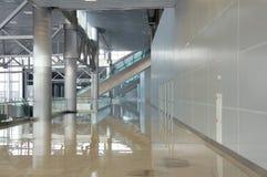 Modern hall Stock Image