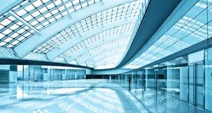 Modern hall Royalty Free Stock Image