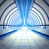 Modern hall inside office center Royalty Free Stock Photography
