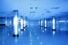 Modern hall inside office center Stock Photography