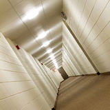 Modern Hallway Royalty Free Stock Photography