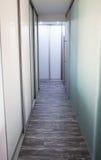 Modern hallway Stock Images