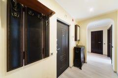 Modern hallway Stock Photos