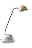 Modern halogen desk lamp Stock Images