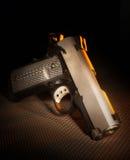 Modern handgun Royalty Free Stock Images