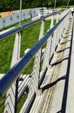 Modern Handrails Stock Photography