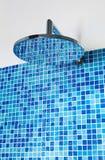 Modern Head dusch Fotografering för Bildbyråer