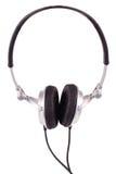 Modern headphones Royalty Free Stock Photo