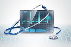 Modern healthcare Stock Photography