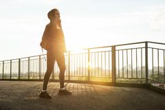 Modern healthy lifestyle Stock Photography