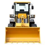 Modern heavy bulldozer Royalty Free Stock Image
