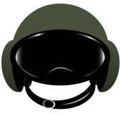 Modern helmet Stock Photo