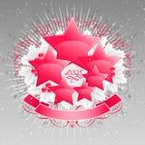 Modern heraldic Royalty Free Stock Images