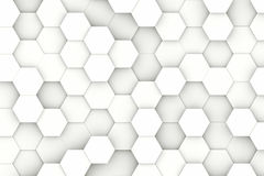 Free Modern Hexagon Background Royalty Free Stock Images - 32180399