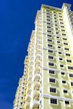 Modern Hi-Rise Apartments Royalty Free Stock Images