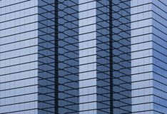 Modern hi-rise corporate office building royalty free stock photos