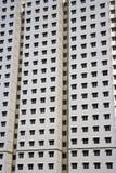 Modern High Density Housing Royalty Free Stock Photos