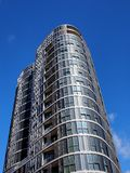 Modern High Rise Apartment Building Royalty Free Stock Images