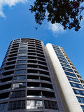 Modern High Rise Apartment Building Royalty Free Stock Photography