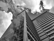 Modern high rise building Royalty Free Stock Photos