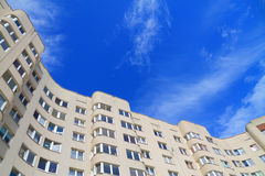 Modern high rise building Stock Image